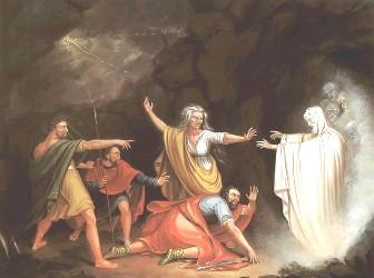 Resultado de imagem para O Espírito do Senhor retirou-se de Saul