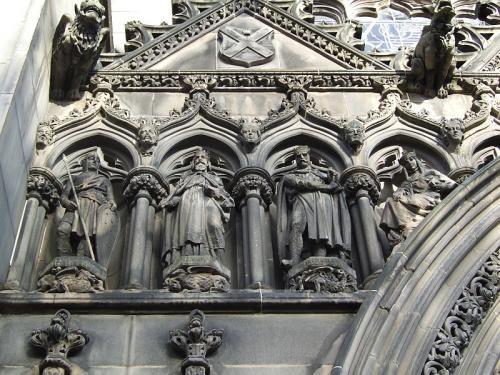 Catedral de Santo Egídio - Igreja Mãe do Prebiterianismo - Edimburgo