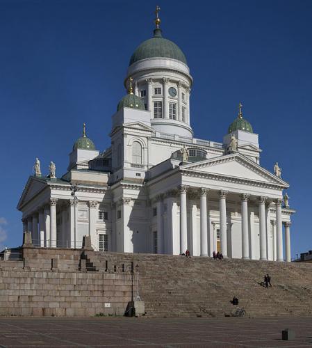 Catedral Luterana São Nicolau - Helsinki