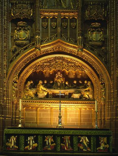 Catedral Anglicana de Cristo e de Santa Maria - Liverpool