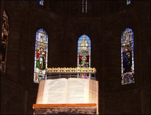 Catedral Calvinista São Pedro - Genebra