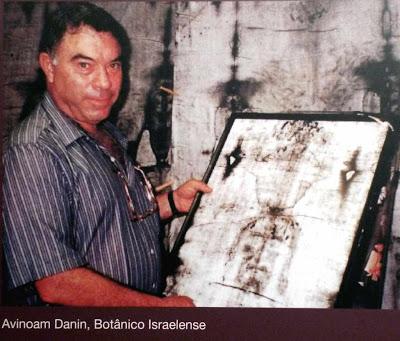 Avinoam Danin - botânico israelense